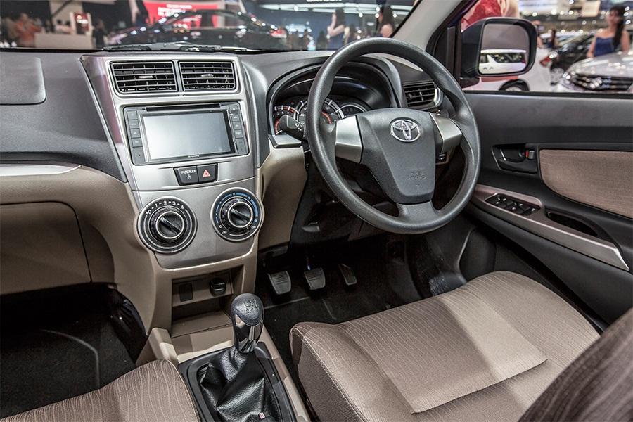 Interior Toyota Grand New Avanza