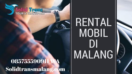 Rental Mobil Sopir