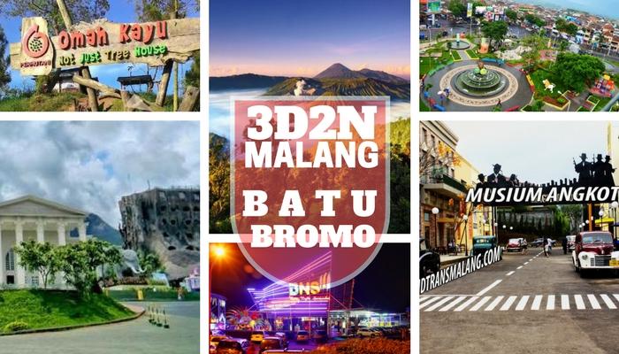 Paket Tour 3D2N