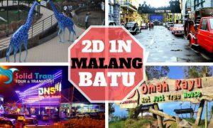 Paket wisata Malang Batu 2D 1N