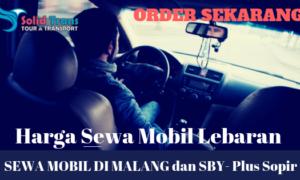 Harga sewa Mobil Di Malang dan Surabaya
