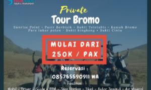 Paket Tur Ke Bromo dari Malang