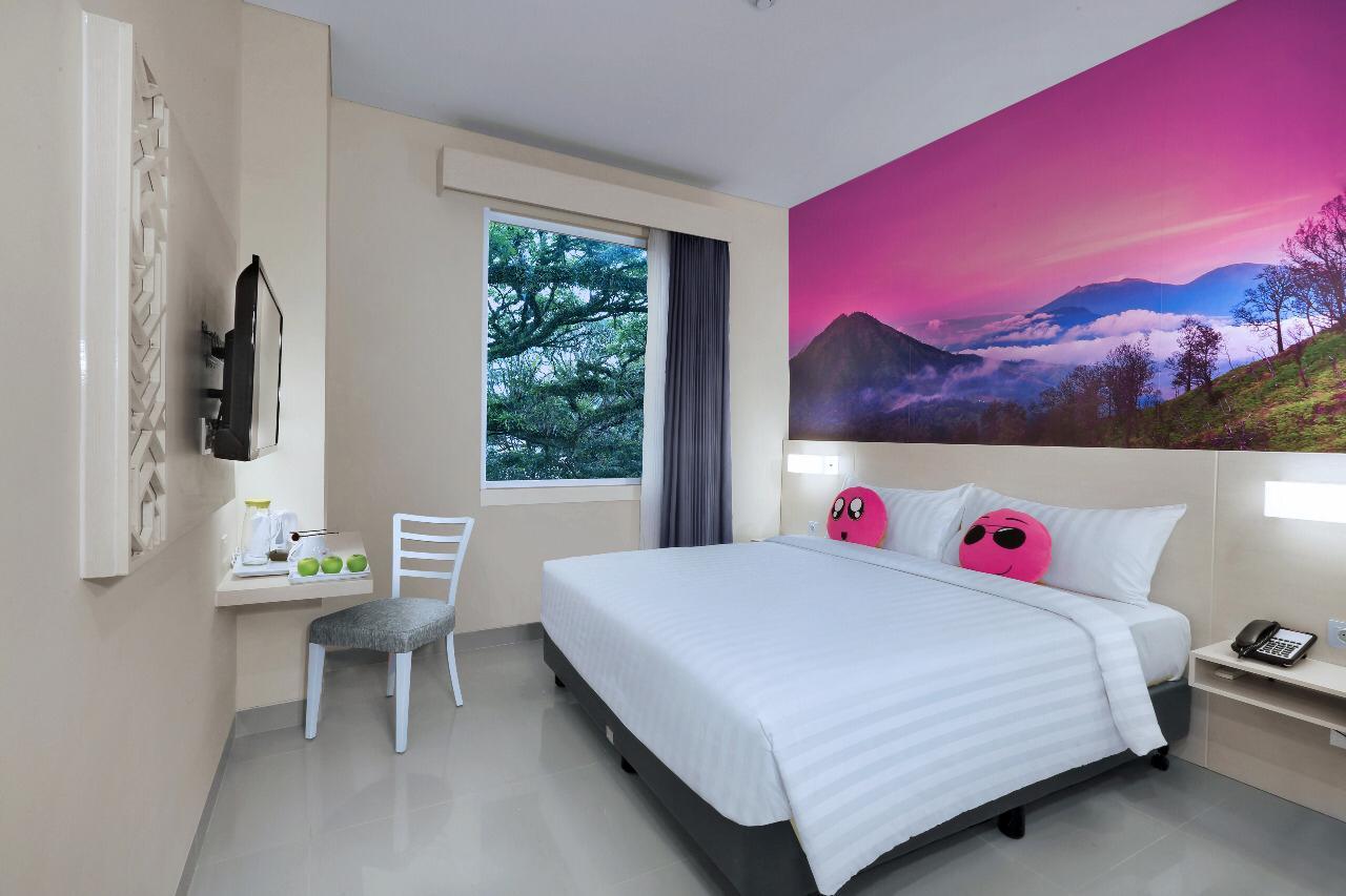 Peginapan di hotel Bintang 3