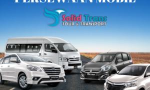 Persewaan Mobil
