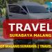 Travel Dari Surabaya Ke Malang