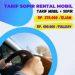 tarif sopir rental mobil